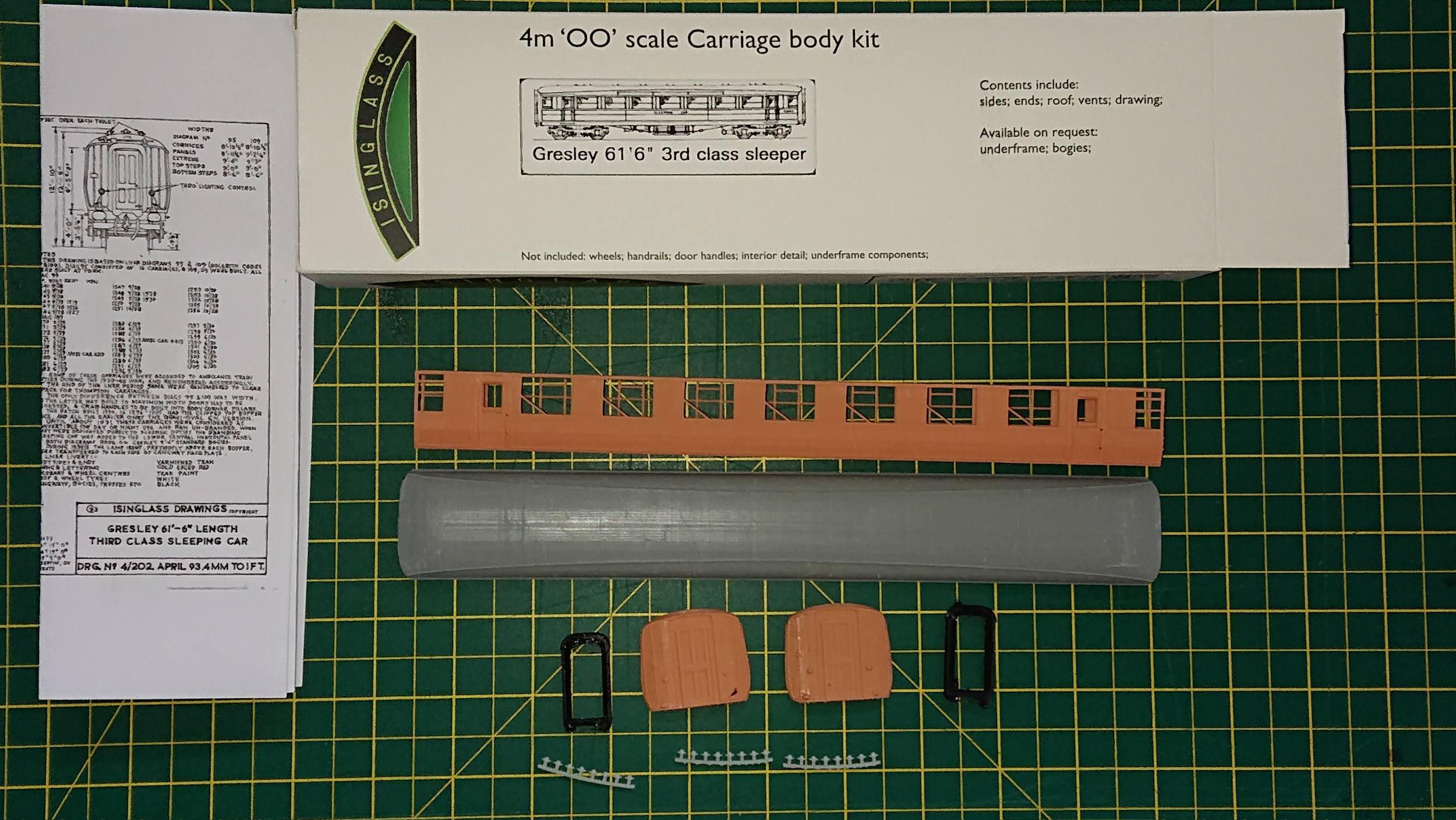 Isinglass Models