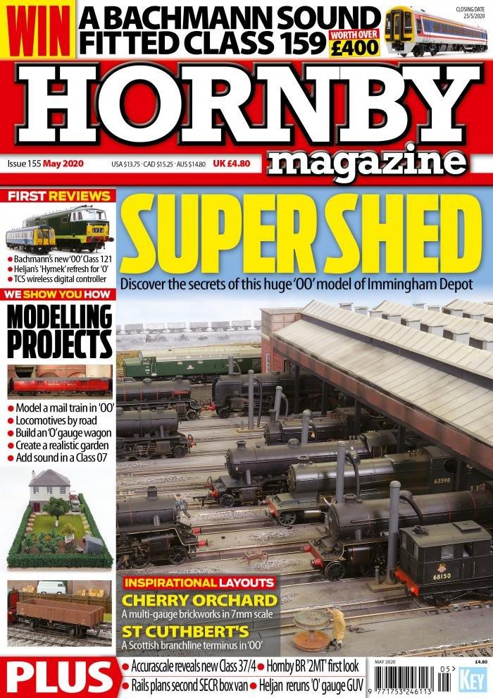 HM155 cover
