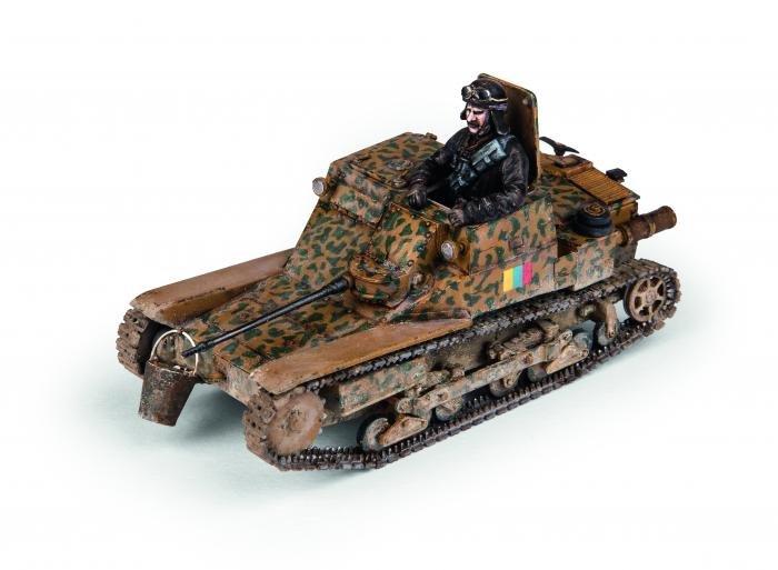 Bronco 1/35 Carro Armato L35/c