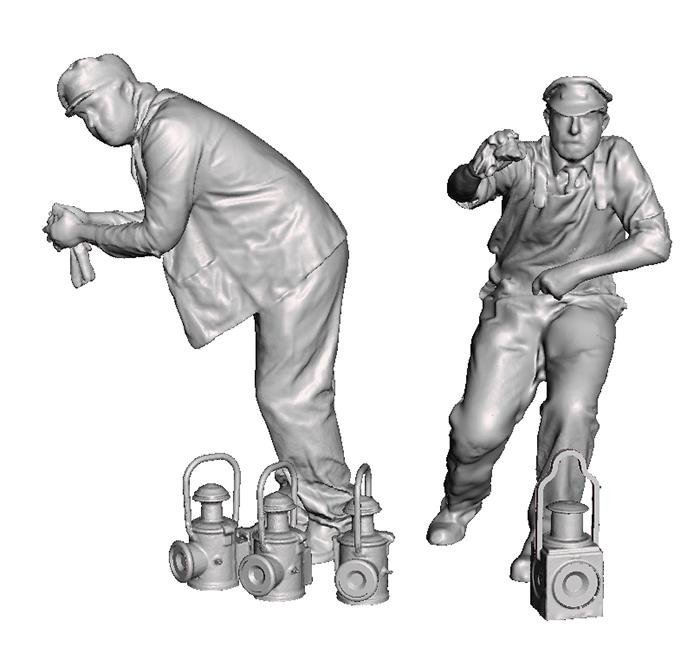 Modelu 3D