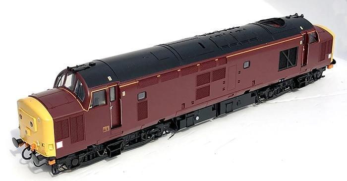 Heljan Class 37/4