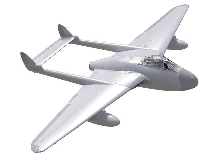 Airfix DH Vampire