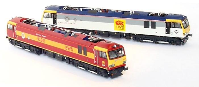 Revolution Class 92s