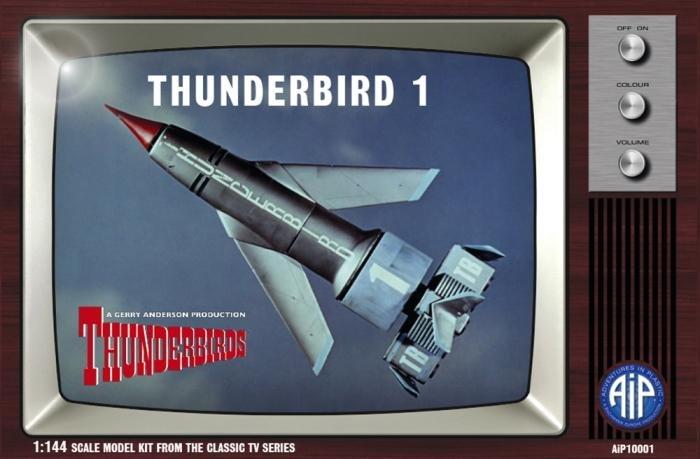 AiP 1/144 Thunderbird 1