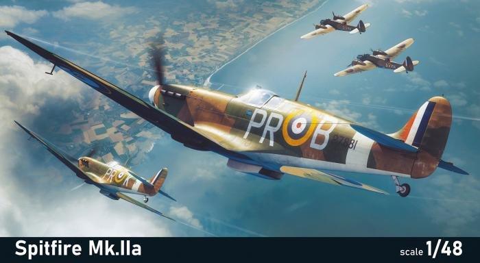 Eduard 1/48 Spitfire Mk.IIa