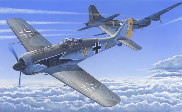 ZM 1/32 Fw 190