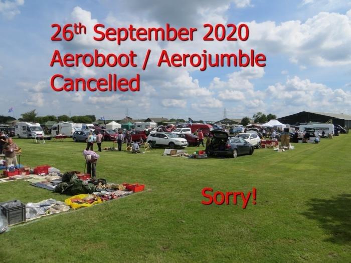 Newark Aeroboot Cancellation
