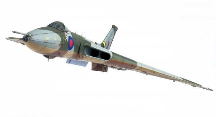 Trumpeter 1/144 Avro Vulcan B.2