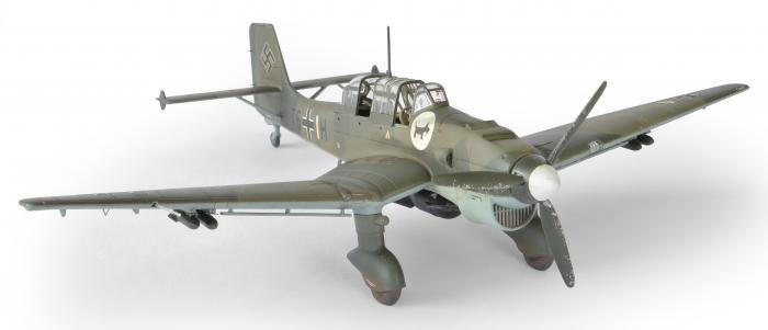 Airfix 1/72 Ju 87