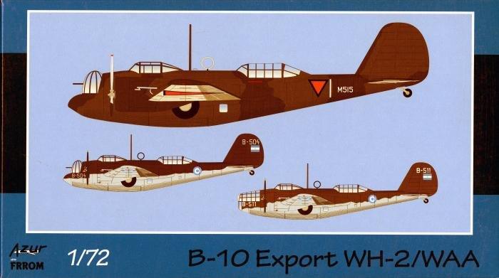 Azur/FRROM B-10 Export
