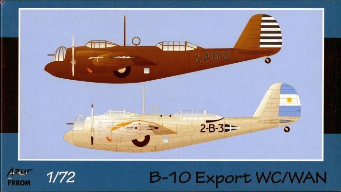 Azur/FRROM B-10 WC WAN