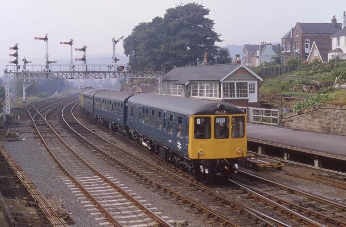 Class 104 Scarborough, Brian Daniels