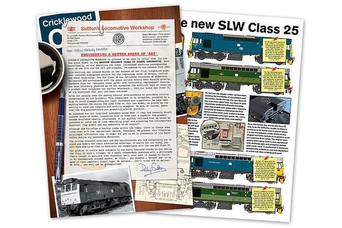 Class 25 flyer