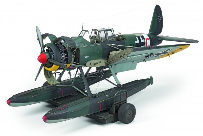 Revell 1/32 Arado Ar196