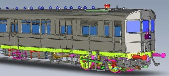 KMRC railmotor