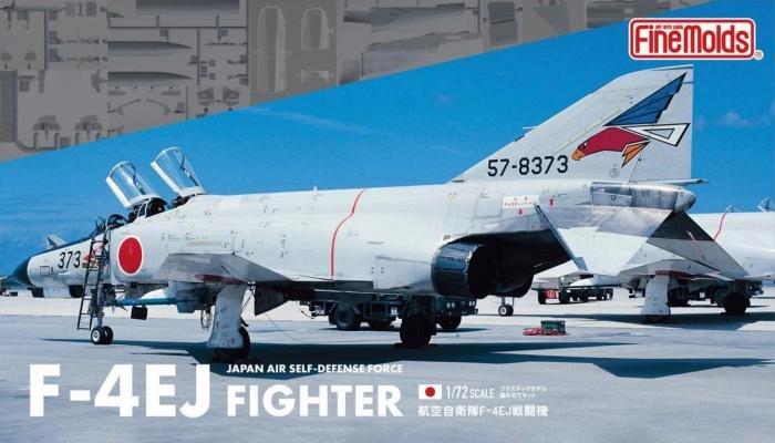 Fine Molds 1/72 F-4EJ
