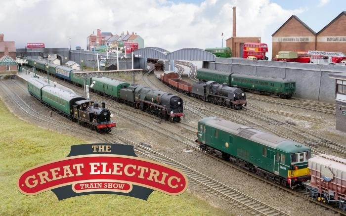 Great Electric Train Show Manchester 2021