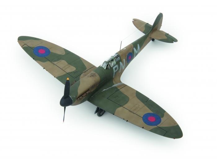Eduard 1/48 Spitfire Story: The Few