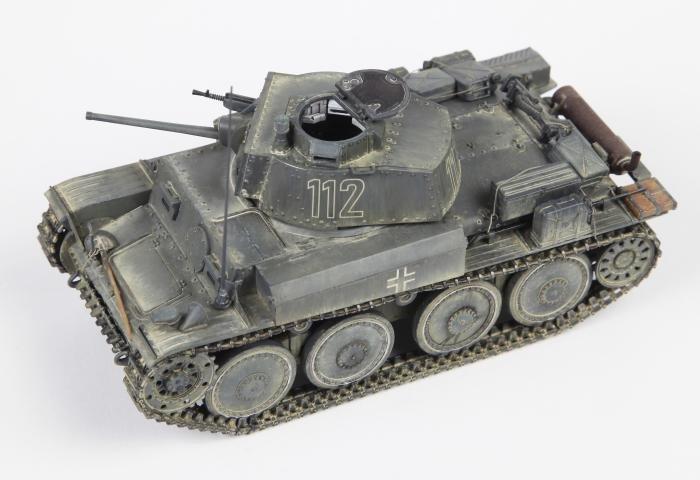 Tamiya Panzerkampfwagen