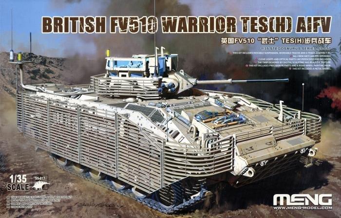 Meng FV510 Warrior
