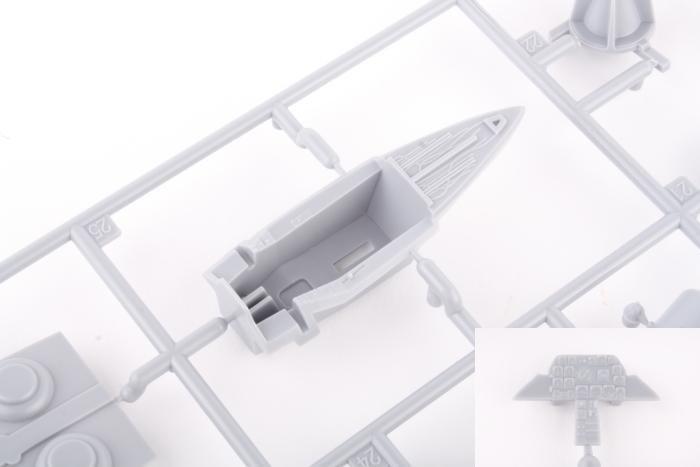 Airfix 1/48 Canadair Sabre Preview