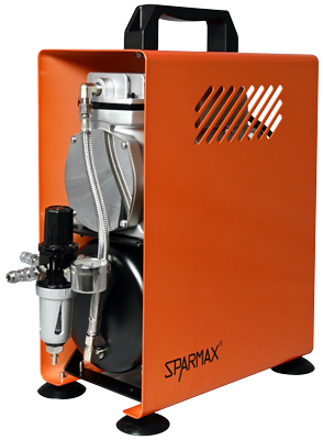 Sparmax Quantum Orange Compressors