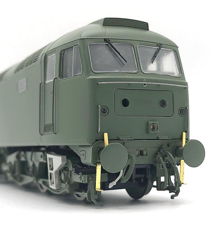 Heljan Class 47 cab front