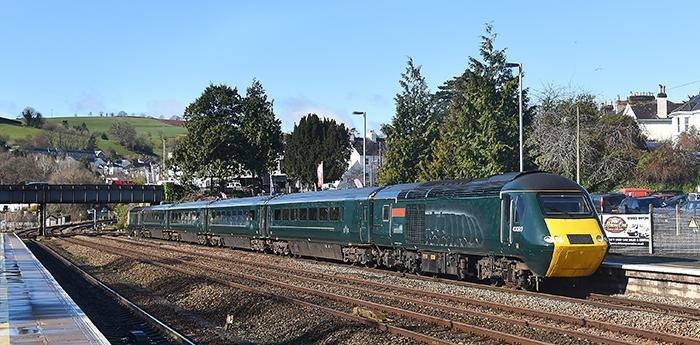 GWR HST
