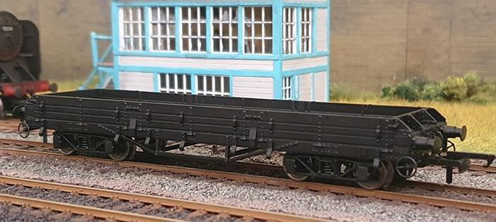 Oxford Rail Pilchard