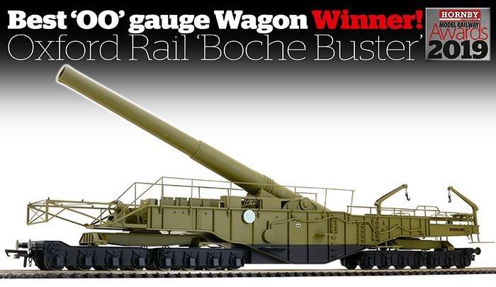 Best OO gauge wagon