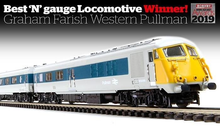 Best N gauge locomotive