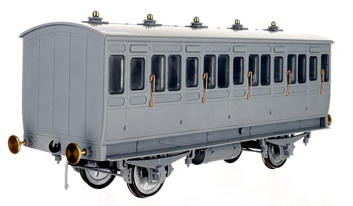 Stroudley carriage