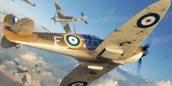 Airfix 1/48 Mk 1 Spitfire