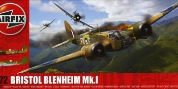 Airfix Blenheim MkI