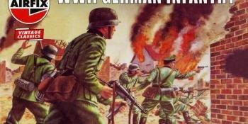 Airfix WWII German Infantry