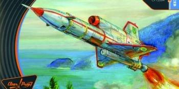 Clear Prop Tu-143 Reys