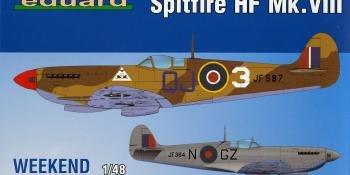 Eduard Spitfire HF Mk VIII