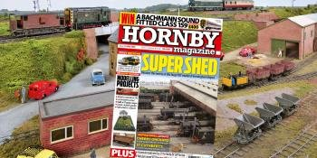Hornby Magazine 155, May 2020