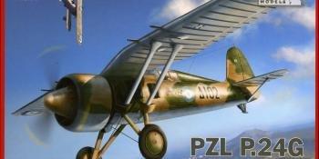 IBG Greek PZL 24