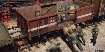 MiniArt Railway Gondola