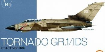 Platz F-Toys Tornado GR.1 or IDS