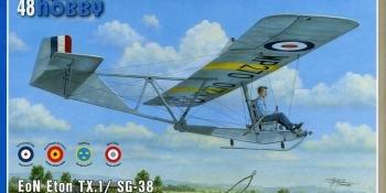 Special Hobby EoN Eton Glider