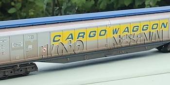Heljan Cargowaggon
