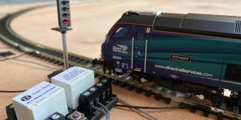 Train-Tech Relay Controller
