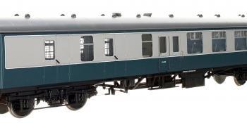 Lionheart Trains Mk 1 BSK