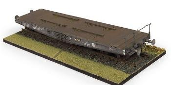 Sabre Models Platformwagen