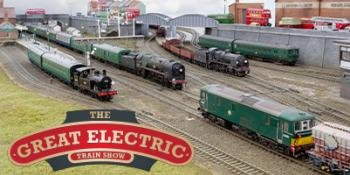 Great Electric Train Show 2021