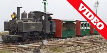 Peco 'Bug Box' carriages
