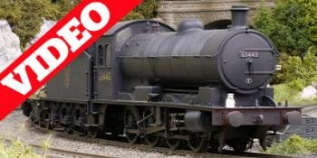 Hornby Q6 with Locoman Sounds