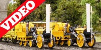 Hornby Rocket train pack